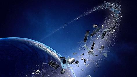 Спутник для уничтожения космического мусора разрабатывают в Японии