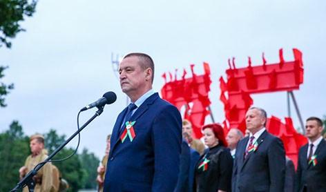 Великая Победа одержана благодаря стойкости и единству всех советских людей – Леонид Заяц