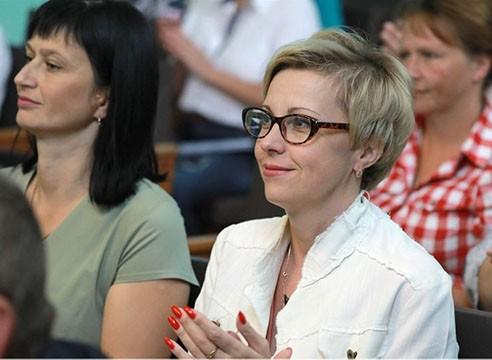 В Быховском районе награждали медработников
