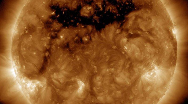 На Земле ожидается опасная геомагнитная буря