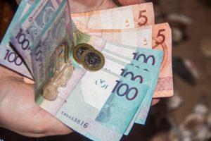 Размеры бюджета прожиточного минимума изменяются с 1 августа