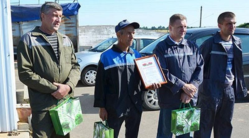На Быховщине уборочная кампания набирает обороты