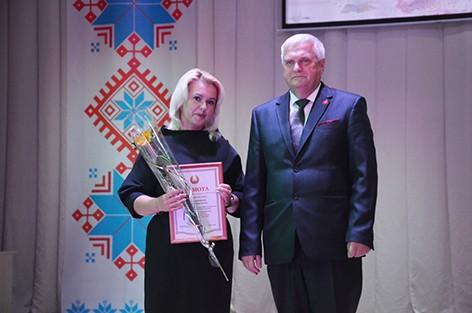 В Быхове состоялась августовская педагогическая конференция (фотоотчет)