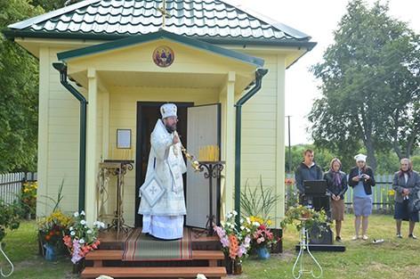 В Грудиновке для православных верующих открыли церковь (фото)
