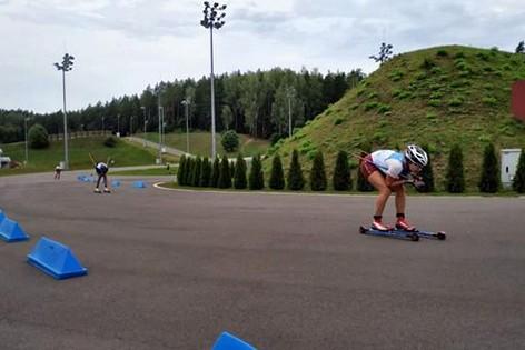 Представители Могилевской области завоевали награды на чемпионате и первенстве Беларуси по бегу на лыжероллерах