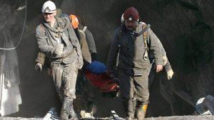 """В Кузбассе произошло обрушение в шахте """"Чертинская-Коксовая"""""""