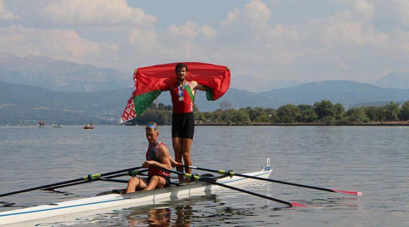 Белорусы завоевали серебряную медаль на молодежном ЧЕ по академической гребле в Германии