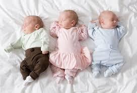 Размер единовременного пособия при рождении тройни в Беларуси превышает Br9,7 тыс