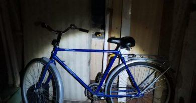 В Быхове сотрудники охраны оперативно вернули похищенный велосипед владелице