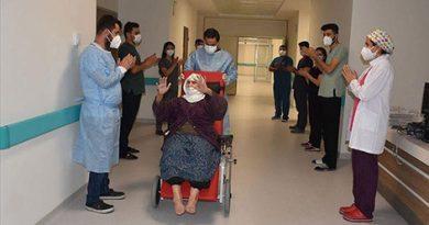 120-летняя жительница Турции победила коронавирус