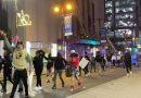 В Филадельфии из-за беспорядков ввели комендантский час