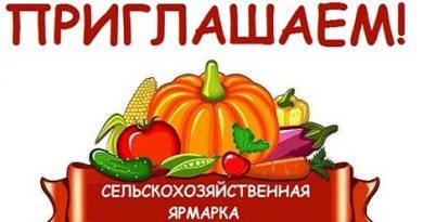 Осенняя сельхозярмарка пройдет 1 ноября в Быхове