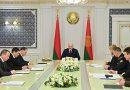 Готовность к введению в Беларуси биометрических документов обсуждалась на совещании у Лукашенко