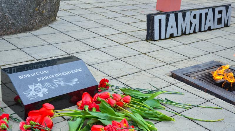 В Быхове открыли памятный камень «Защитникам Быховщины от благодарных потомков»
