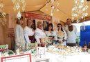 Быховчане приняли участие в Республиканском фестивале-ярмарке «Вясновы букет» (фотофакт)