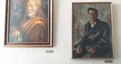 Выставка под названием «Образы реальности» работает в Быховском музее