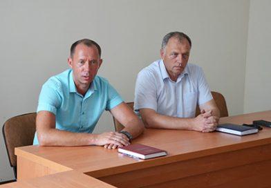 В Быхове прошла встреча с ветеранским активом района (фотофакт)