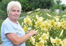 Быховчанка Валентина Ткач посвящает свободное время цветоводству