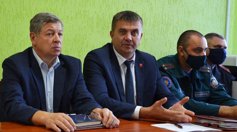 Информационная встреча в формате открытого диалога прошла в СЗАО «Агролинк»